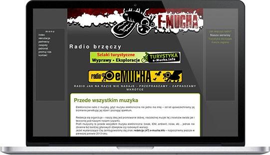 Realizacja: internetowe radio